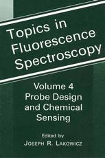 Topics in Fluorescence Spectroscopy