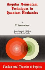 Angular Momentum Techniques in Quantum Mechanics