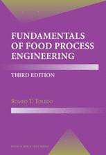 Fundamentals of Food Process Engineering