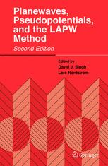 Planewaves, Pseudopotentials and the LAPW Method