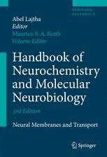 Handbook of Neurochemistry and Molecular Neurobiology