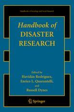 Handbook of Disaster Research