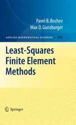 Least-Squares Finite Element Methods