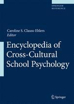 Encyclopedia of Cross-Cultural School Psychology