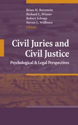 Civil Juries and Civil Justice