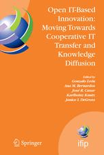 Open IT-Based Innovation: Moving Towards Cooperative IT Transfer and Knowledge Diffusion