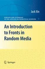 An Introduction to Fronts in Random Media