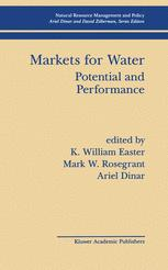 Markets for Water