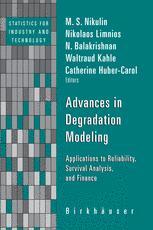 Advances in Degradation Modeling