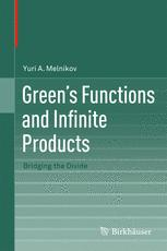 Green's Functions and Infinite Products