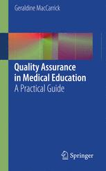 Quality Assurance in Medical Education