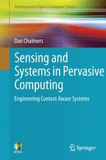 Sensing and Systems in Pervasive Computing