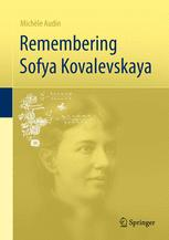 Remembering Sofya Kovalevskaya