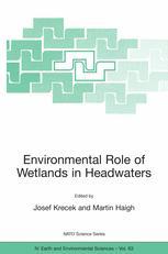 Environmental Role of Wetlands in Headwaters