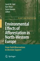 Environmental Effects of Afforestation in North-Western Europe