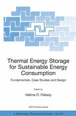 Thermal Energy Storage for Sustainable Energy Consumption