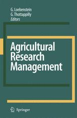 Agricultural Research Management