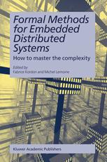 Formal Methods for Embedded Distributed Systems