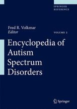 Encyclopedia of Autism Spectrum Disorders