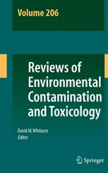 Reviews of Environmental Contamination and Toxicology Volume 206