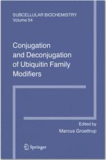 Conjugation and Deconjugation of Ubiquitin Family Modifiers