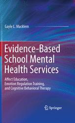 Evidence-Based School Mental Health Services