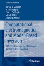 Computational Electromagnetics and Model-Based Inversion