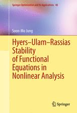 Hyers-Ulam-Rassias Stability of Functional Equations in Nonlinear Analysis