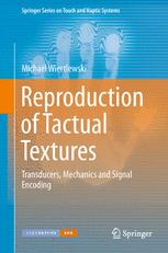 Reproduction of Tactual Textures