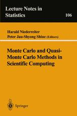 Monte Carlo and Quasi-Monte Carlo Methods in Scientific Computing