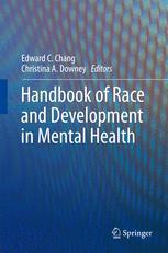 Handbook of Race and Development in Mental Health