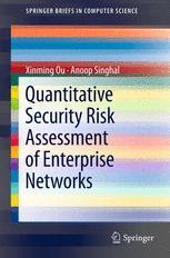 Quantitative Security Risk Assessment of Enterprise Networks