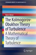 The Kolmogorov-Obukhov Theory of Turbulence