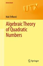 Algebraic Theory of Quadratic Numbers