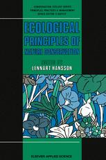 Ecological Principles of Nature Conservation