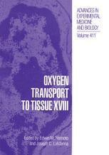 Oxygen Transport to Tissue XVIII