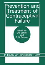 Prevention and Treatment of Contraceptive Failure