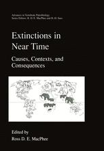 Extinctions in Near Time