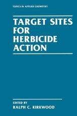 Target Sites for Herbicide Action