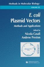 E. coli Plasmid Vectors