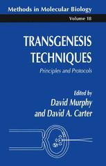 Transgenesis Techniques