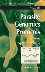 Parasite Genomics Protocols