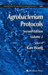 Agrobacterium Protocols Volume 2