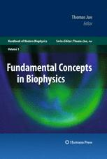 Fundamental Concepts in Biophysics