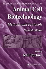 Animal Cell Biotechnology