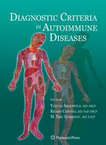 Diagnostic Criteria in Autoimmune Diseases