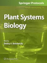 Plant Systems Biolo