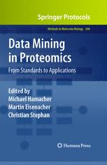 Data Mining in Proteomics