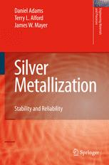 Silver Metallization