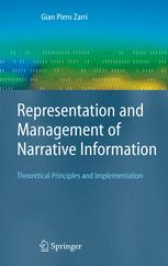 Representation and Management of Narrative Information